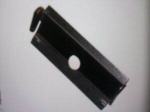 E55513600 BETTER PACK 555 LOWER HEATER PLATE  USED IN PERFECT CONDITION