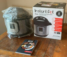 Instant Pot IP-DUO60 7-in-1 Electric Pressure Cooker. 6 litre + Accessories