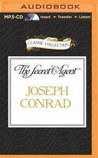 The Secret Agent by Joseph Conrad (2014, MP3 CD, Unabridged)
