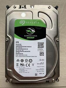 Festplatte Seagate Barracuda 6TB  - ST6000DM003