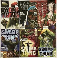 Swamp Thing Lot (2004 4th Series) #1 2 3 4 5 6 DC Vertigo NM