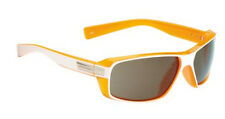Alpina Fahrradbrille Sportbrille Lacey White-orange transparent 300a