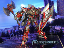 DOTM CUSTOM LEADER CLASS SENTINEL PRIME by METALLITRON MOVIE MASTERPIECES
