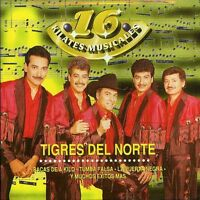 Los Tigres del Norte - 16 Kilates Musicales [New CD]