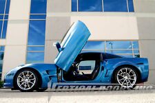 Vertical Doors - Vertical Lambo Door Kit For Chevrolet Corvette C-6 2005-13