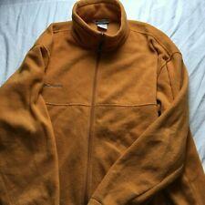 Abrigos y chaquetas Columbia Poliéster Naranja para hombres