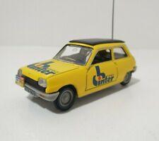 Renault 5 France Inter Tour de France 1979 1/43 Norev Boite Souple