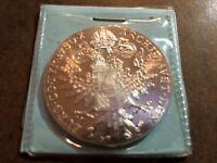 1780 Maria Theresa Silver Thaler Restike Coins