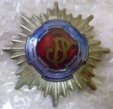 Badge- WW1 Poland Polish 1st Pilsudski Light Horse Regiment Badge (Org*) RARE