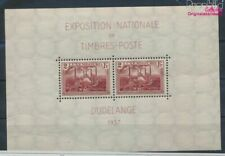 Luxembourg block2 (complete issue) with hinge 1937 Philately (9424616