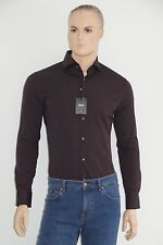 NEU HUGO BOSS TAILORED BUSINESSHEMD Gr. 40, UVP: 199,95 €, Slim Fit,    5207