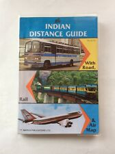 Travel Guide - Indian Distance Guide - with Road, Rail and Air Map