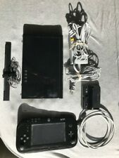 Nintendo Wii-U Console - Black