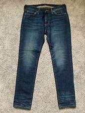 Abercrombie & Fitch-jeans-pantalones-caballeros - w32 l 30-Super Skinny-Stretch