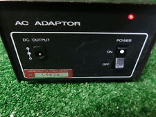 JVC Victor CV AC 212 adapter CV-0001 GX-77U Power Supply - FREE SHIPPING A-07