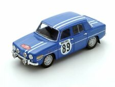 Renault 8 Gordini (Monte Carlo Rally 1969) Resin Model Car S5562