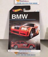 BMW E36 M3 Race * Orange * BMW Series Hot Wheels * G9