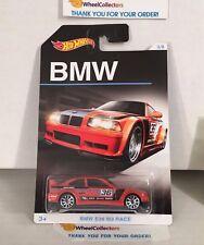 BMW E36 M3 Race * Orange * BMW Series Hot Wheels * K15