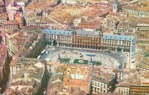 Iberia lineas Aereas de espana advertising destinations Madrid
