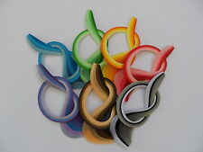 Quilling Paper 5mm Bulk Pack, 700 strips, 450mm long