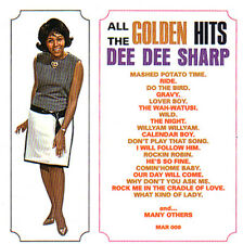 DEE DEE SHARP - All the Golden Hits Limited Soul Pop CD