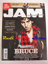 Rivista JAM 175/2010 Bruce Springsteen Phil Collins Bob Dylan Eric Clapton NO*cd