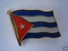 Kuba, Flaggenpin,Flagge,Flag,Pin,Nadel,Badge,Cuba