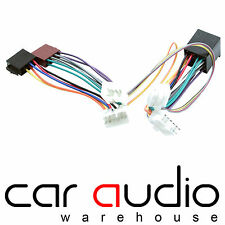Connects2 CT10TY01 Toyota Corolla 84 On Bluetooth Parrot SOT THarness ISO Lead