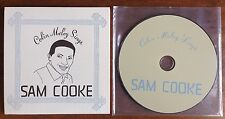 Colin Meloy Sings SAM COOKE Solo Tour only CD EP New Decemberists Carson Ellis