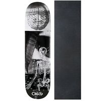 Cal 7 Anatomy Skateboard Deck Grip Tape Canadian Maple 8.0 8.25 8.5 Inch