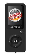 MP3-Player 16 GB Royal BC02 - Schwarz - 100 Stunden Wiedergabe, Schrittzähler