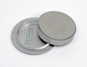39mm LTM Metal Body & Rear Lens Caps
