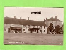 Square Lenham Shop Dog & Bear Pub Nr Charing AShford RP pc used  Wells  Ref A812