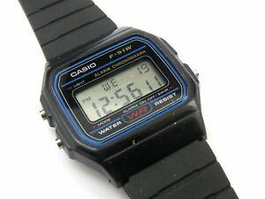Casio F-91W Mens Resin Digital Watch