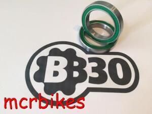 BB30 Bearings Steel /Chrome/ Stainless /Ceramic Pair Of 6806 Bearings Per Order