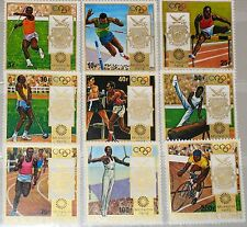 Guinea 1972 640-48 a 618-24 c124-25 Olympics munich munich Olympia Sports mnh