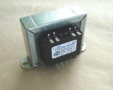 100VA 50V + 50V Mains Chassis Transformer 230V or 115V  VTX-126-100-650