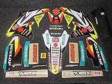 Suzuki RMZ250 2010-2016 N-Style Team Yoshimura graphics + plastics GR1053
