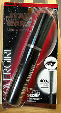 "Star Wars Dark Side Mascara ""Very Black"" COVERGIRL Limited Edition - 6/10 - NEW!"