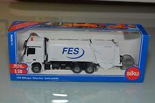 Siku 2938 camion poubelles limitée publicitaires modèle FES RARE