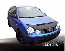 Car Bra VW POLO 4 TYPE 9N Car Bra Chip Resistant Tuning & Styling Carbon