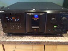 Sony 300 disco reproductor de CD CDP-CX355 - reproductor de disco compacto y de almacenamiento de información