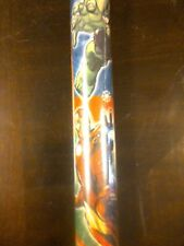 Marvel Avengers Assemble  GIFT WRAP WRAPPING PAPER ROLL 70 SQ. FT