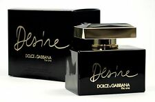 The One Desire by Dolce & Gabbana 2.5oz/75ml Edp Spray For Women New In Box