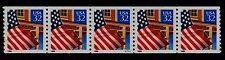 #2914 Flag Over Porch WAG PNC5 Pl #S11111 - MNH