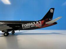 Etihad Airways Formula 1 Airbus A320 Herpa 1/200