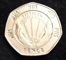 1998 NHS 50p Fifty Pence Coin
