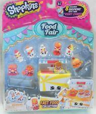 Shopkins 8 Pack Season 3 *NEW* FAST FOOD COLLECTION Food Fair Kooky Cooker