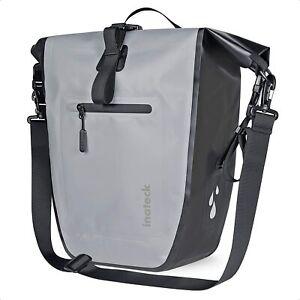 Bicycle Bag Super Large Capacity Waterproof Multifunctional for Biking Commuting