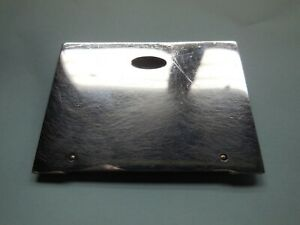 Singer slide cover plate Simanco 45356 + retaining spring Simanco 45357